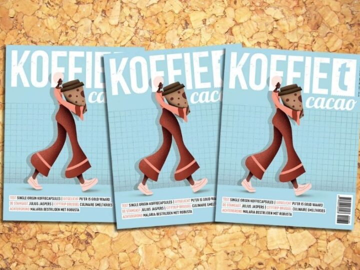 koffieTcacao 38 is uit!