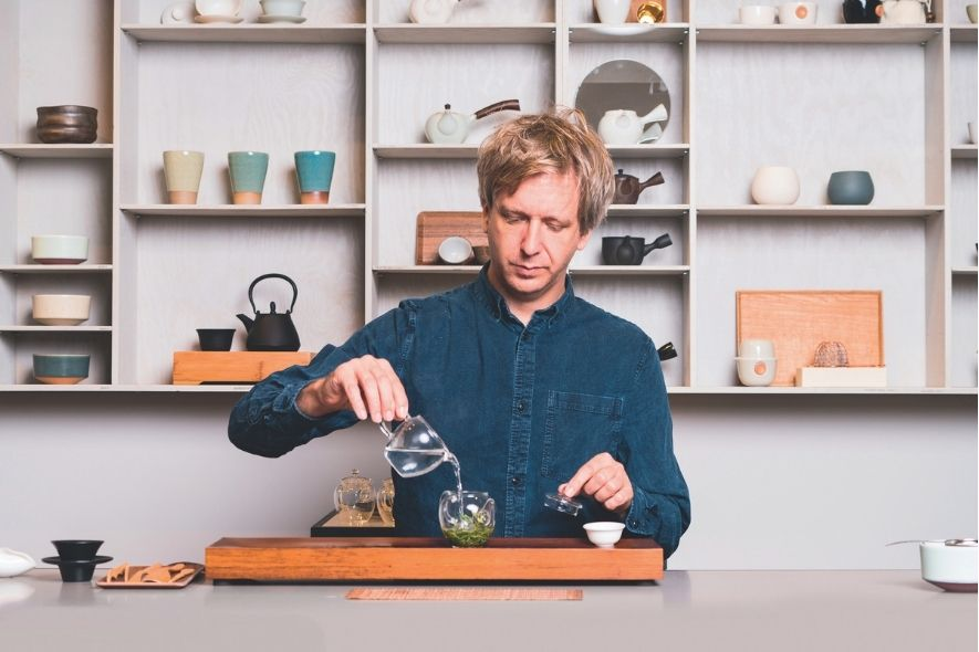 Jens de Gruyter | Paper & Tea