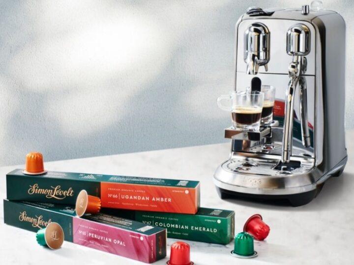 6x nieuwe koffiecapsules