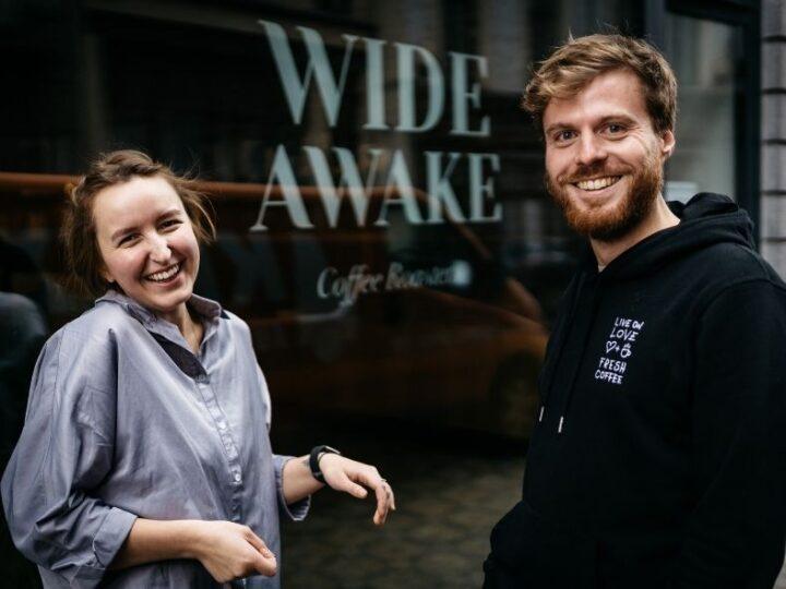 5 vragen aan Wide Awake Coffee