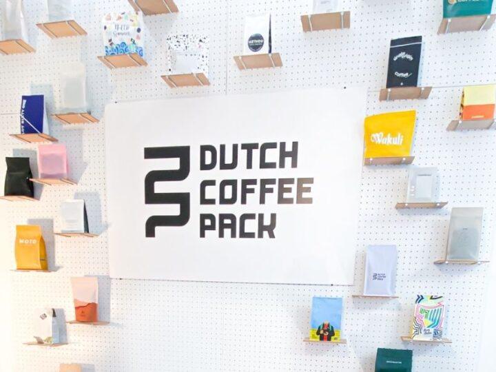 Koffie verpakking trends volgens Dutch Coffee Pack