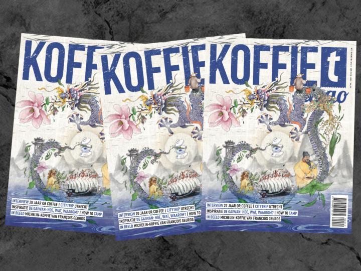 koffieTcacao 40: de nieuwe herfsteditie