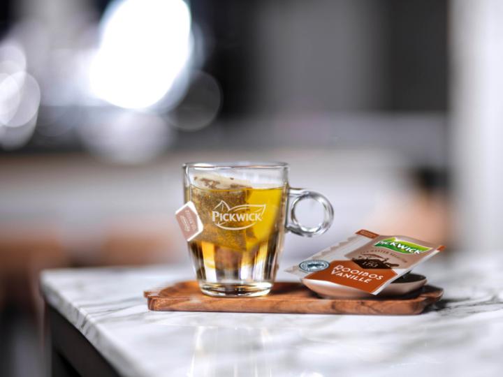 Pickwick Tea Master Selection compleet vernieuwd