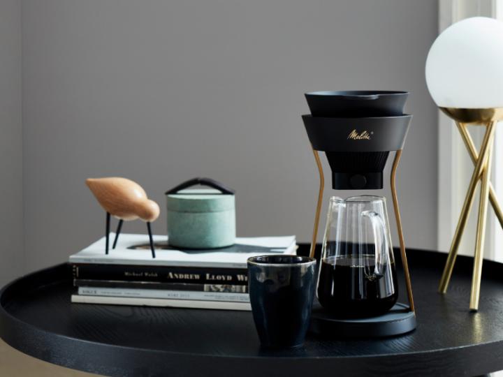 Thuis slow coffee met nieuwste Melitta filterdesigns